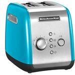 Vorbei! KitchenAid 5KMT221 – blauer 2 Scheiben Toaster für 59,90€ (statt 71€)