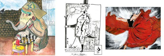 """""""Menschen mit Behinderungen malen"""" Kalender 2019 kostenlos anfordern"""