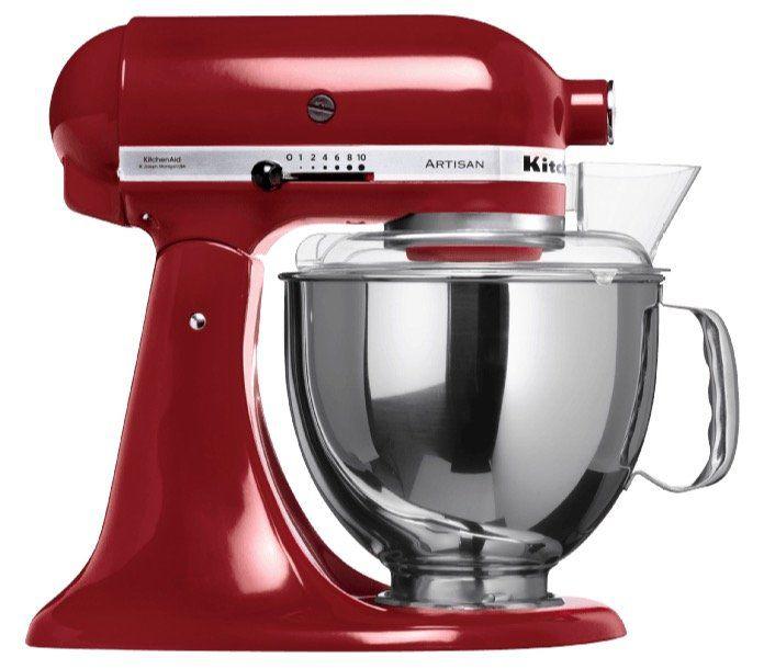 KitchenAid 5KSM150PSEGC   Küchenmaschine ab 378,95€ (statt 578€)