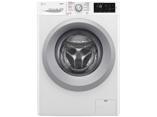 LG F14WM9KS1 Waschmaschine (9 kg, 1400 U/Min.) für 359,10€ (statt 455€)