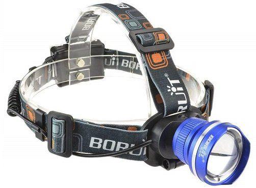 Lightsjoy LED USB Stirnlampe für 6,99€ (statt 14€)