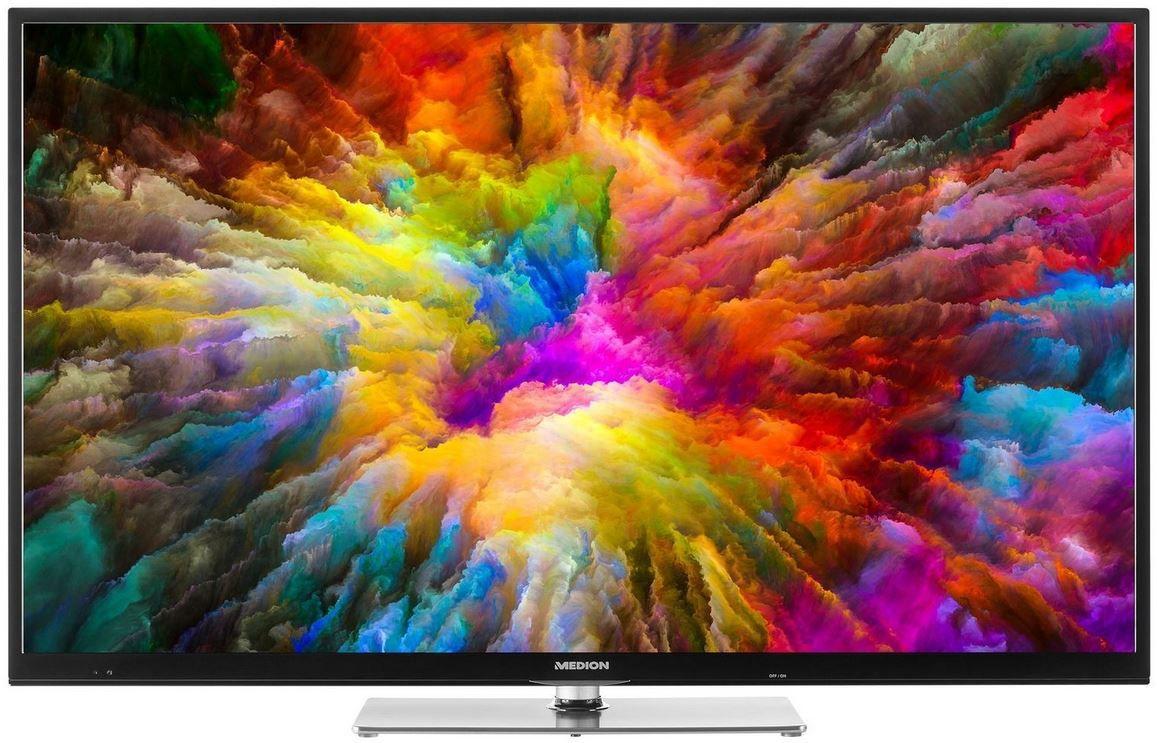 MEDION LIFE X14321   43 Zoll UHD Smart TV für 299,99€ (statt 380€)