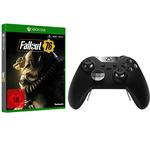 MICROSOFT Xbox One Elite Wireless + Fallout 76 für 119€ (statt 158€)