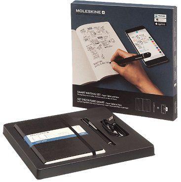 MOLESKINE Smart Writing Set   Paper Tablet und Pen+ für 105,90€ (statt 191€)