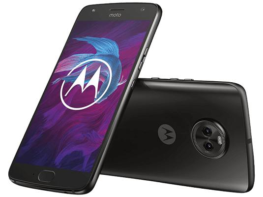 Motorola Moto X4   5,2 Handy mit 16MP, 3GB RAM, 32GB ROM für 149€ (statt 184€)