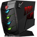 MSI Aegis 3 7RB Desktop-PC mit i5, 8GB RAM, 128GB SSD, 1TB HDD, GTX1050 Ti für 999€ (statt 1.199€)