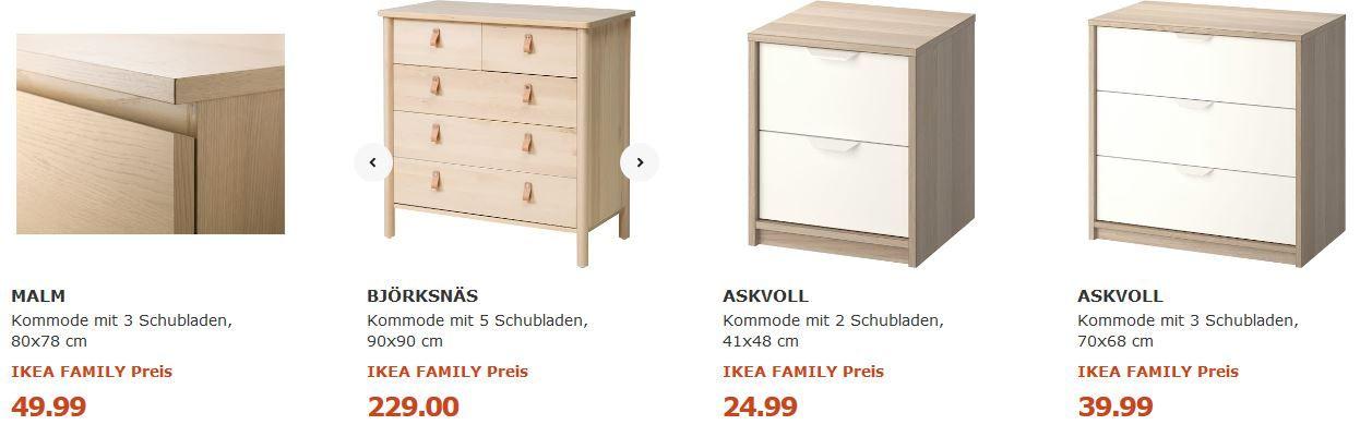 IKEA Black Freudays: ausgewählte Möbel Klassiker zu guten Preisen