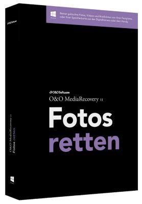 O&O MediaRecovery 11 (Vollversion) gratis