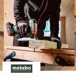 Metabo Werkzeug-Sale bei Veepee – z.B. Akku-Schlagbohrmaschine SB 18 LT für 169,99€ (statt 200€)