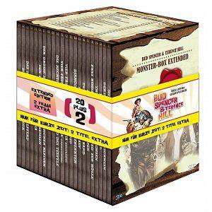 Bud Spencer & Terence Hill   Monsterbox Extended mit 22 DVDs für 55€ (statt 65€)