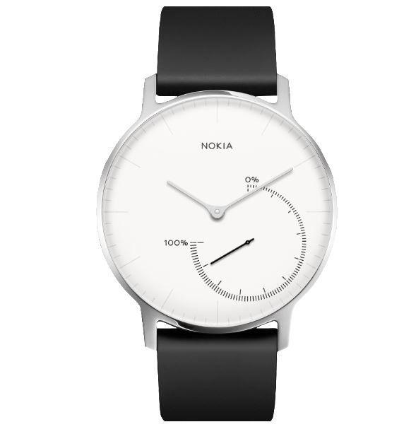 Nokia Activité Steel Activity Tracker Silikon für 44,98€ (statt 89€)