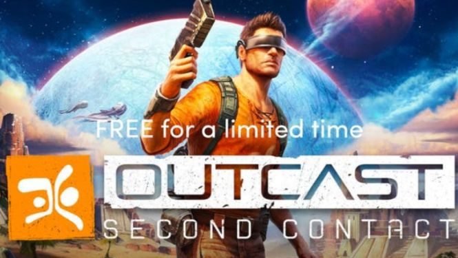 Outcast   Second Contact (DRM frei) gratis im Humble Store