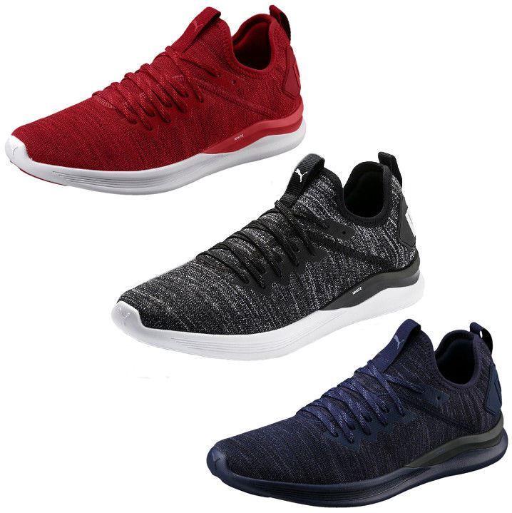PUMA Ignite Flash evoKNIT Herren Sneaker bis Größe 48,5 für je 49,95€
