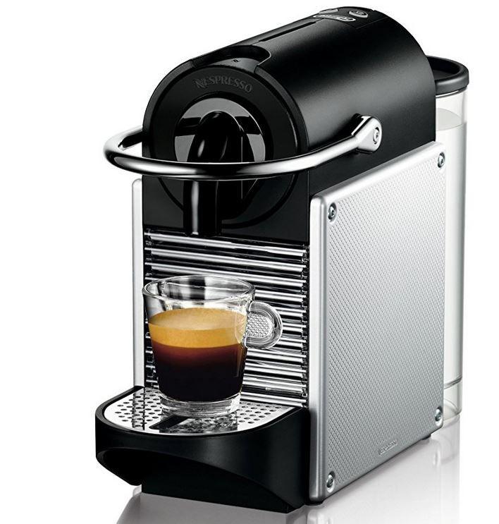 TOP! DeLonghi Nespresso EN 125.S Pixie für 69,99€ (statt 90€) + 40€ Kapselgutschein