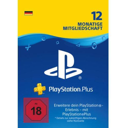 Playstation Plus 12 Monate ab 38,24€ (statt 52€)