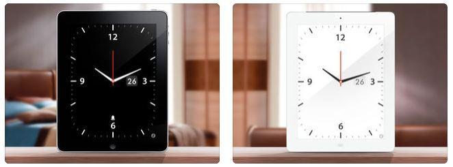 Quick Alarm: Nightstand Clock (iOS) gratis statt 2,99€