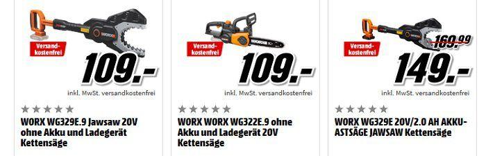 Coole Media Markt Worx Tiefpreisspätschicht Aktion
