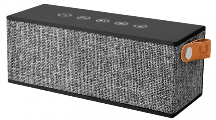 2er Pack Fresh N Rebel Rockbox Brick Fabriq Edt. Bluetooth Lautsprecher ab 48,94€ (statt ~80€)