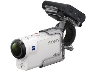 SONY FDR X3000RFDI 4K Action Cam für 349€ (statt 412€)