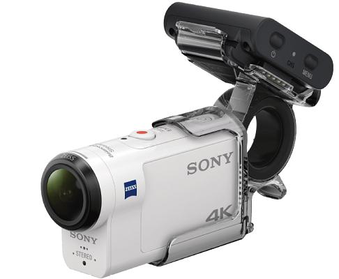 SONY FDR X3000RFDI 4K Action Cam 369,45€ (statt 402€)