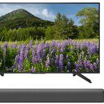 Sony KD-65XF7005 – 65 Zoll 4K Fernseher + SONY HT-MT300 Smart Soundbar für 999€ (statt 1.122€)