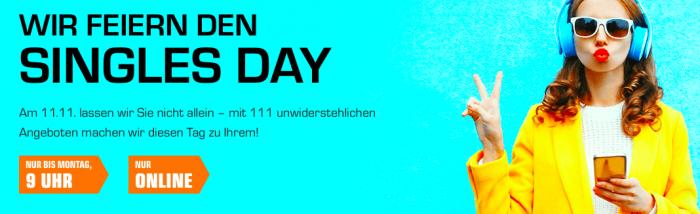 Saturn ♥ Single Day Angebote vom Sonntag: z.B. 2 x SAMSUNG 23.5 Zoll Full HD Monitor ab 200€ (statt 264€)
