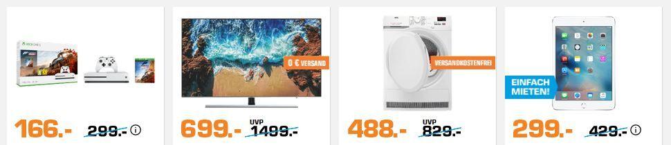 Saturn Kaufrausch Aktion mit vielen coolen Angeboten