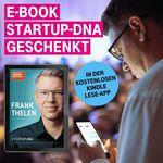Nur für Telekom Kunden: Ebook Startup-DNA von Frank Thelen gratis