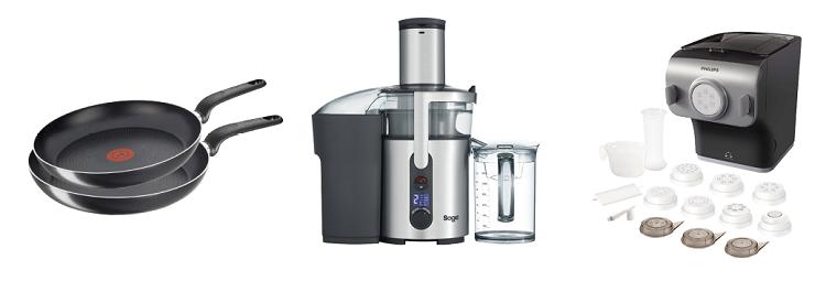 Saturn Schlemmerwoche mit täglich wechselnden Angeboten   z.B. KRUPS HP 5031 Prep&Cook Küchenmaschine für 399€ (statt 474€)