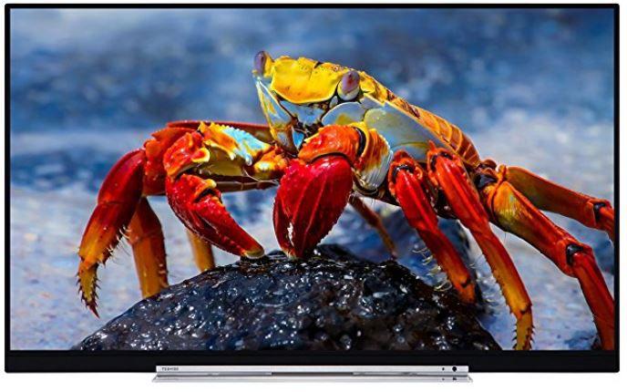 Toshiba 55U7763DA   55 Zoll UHD smart TV für 379,95€ (statt 570€)