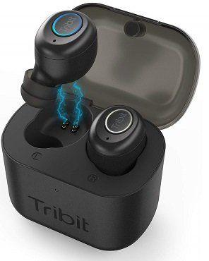Tribit X1 TWS HD kabellose Bluetooth Kopfhörer für 29,99€ (statt 40€)
