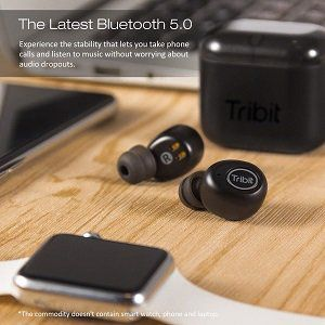 Tribit X1 TWS HD kabellose Bluetooth Kopfhörer für 29,99€ (statt 45€)