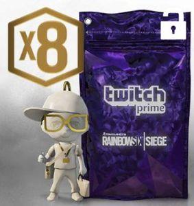 Exklusive Items für Rainbow Six Siege gratis – nur für (Twitch) Prime Mitglieder