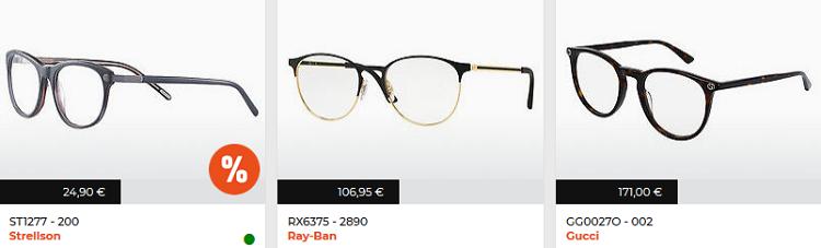 Brillen und Kontaktlinsen bei Edel Optics mit 25% Extra Rabatt