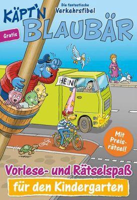 Käptn Blaubär   Die fantastische Verkehrsfibel (Kindergarten) gratis