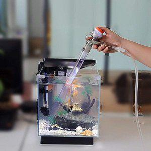 DADYPET Aquarium Reiniger mit Wasserfilter für 11,97€ (statt 16€)