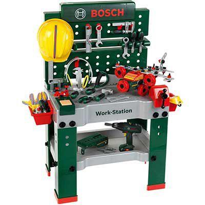 Theo Klein Bosch Werkbank Nr. 1 mit 150 Teilen für 87,99€ (statt 103€)