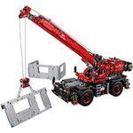 Lego Technic 42082 Geländegängiger Kranwagen ab 139,99€ (statt 168€)