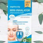 aspuraclip Mini Einweg Inhalator ab 9,99€ aus der aktuellen Höhle der Löwen