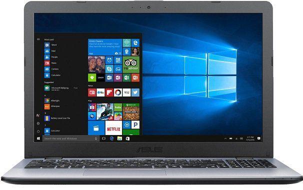 ASUS R542UN DM233T Notebook mit 15.6,i7, 8GB RAM, 1TB HDD, 256GB SSD für 849€(statt 999€) + ASUS ROG Gaming Maus