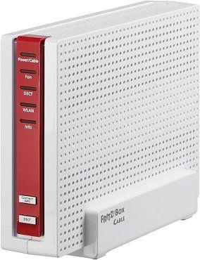 AVM FRITZ!Box 6590 Cable für 184,99€ (statt 215€)