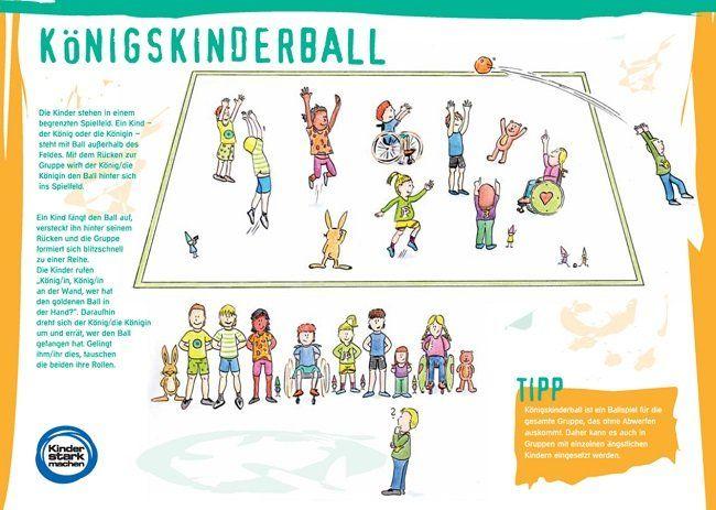 Gratis: Bewegungskalender für 2019 der Deutschen Sportjugend