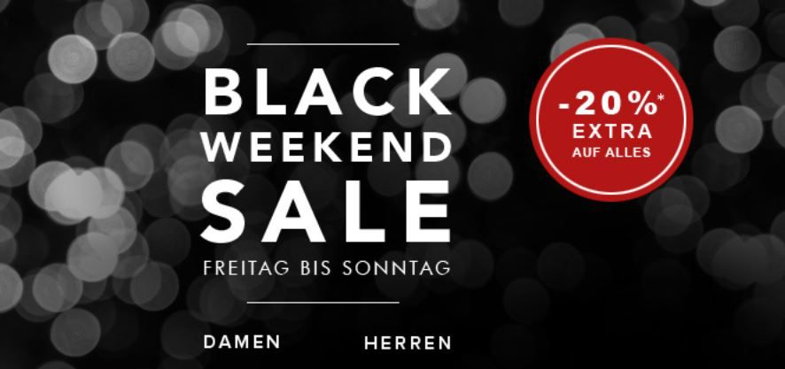 dress for less Black Weekend Sale bis 70% Rabatt + 20% extra Rabatt auf alles z.B. Hilfiger Poloshirts ab 27,92€