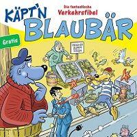 Kostenlos: Käpt'n Blaubär – Die fantastische Verkehrsfibel (Kindergarten)