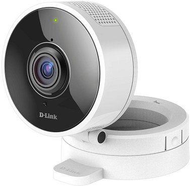 D LINK DCS 8100LH IP Kamera mit 1280 x 720 Pixel für 89,99€ (statt 105€) + 20€ Coupon (Mastercard)