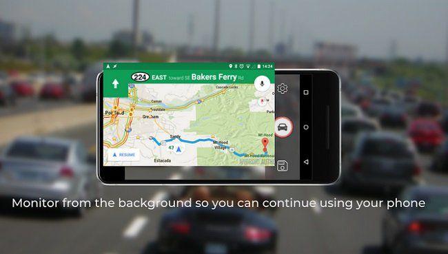 Accam Dashcam App für Android gratis (statt 2,99€)