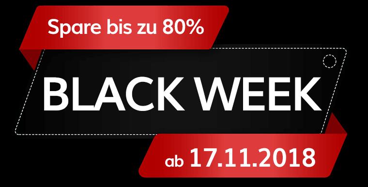 Info: Black Week, Black Freitag und die Cyber Monday Woche 2018