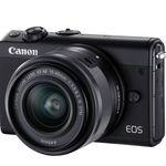 Knaller! CANON EOS M100 mit 15-45mm Objectiv + Stativ Cullmann Alpha 3500 für 249€ (statt 356€)