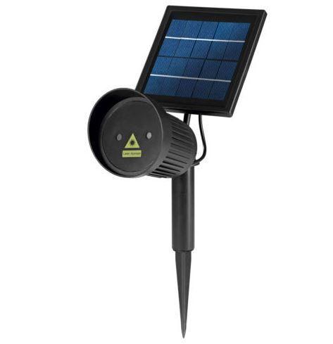 EASYmaxx Solar Laserstrahler für 19,99€ (statt 30€)