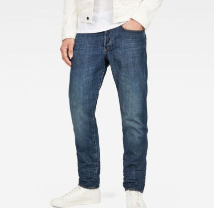 G Star RAW 3301 Herren Tapered Jeans für 69,97€ (statt 89€)